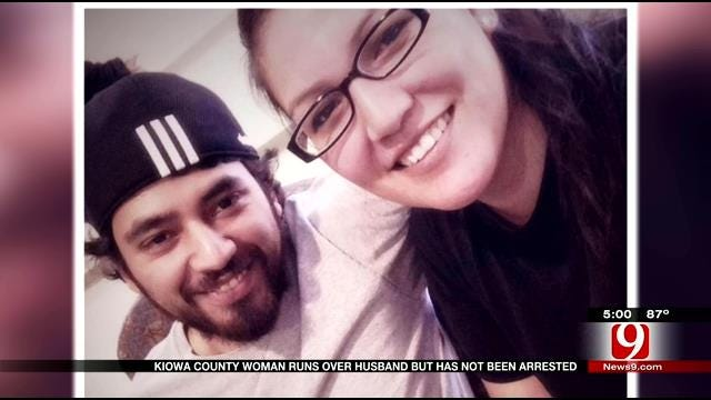 Chickasha Woman Who Ran Over, Killed Husband Still Not Arrested