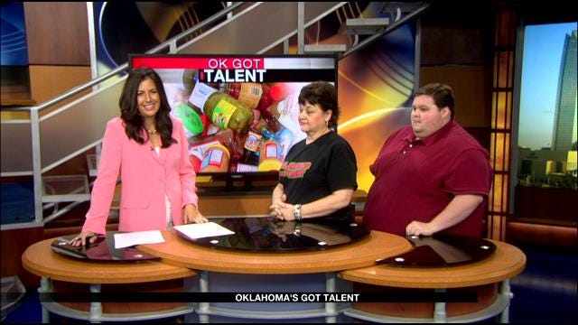 Regional Food Bank: OK's Got Talent