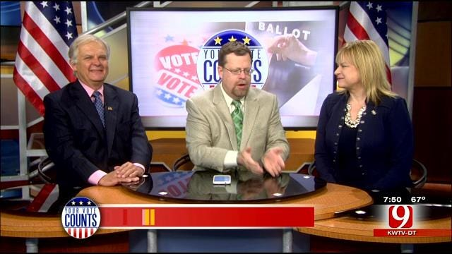 Your Vote Counts: Budget, Brogden Controversy