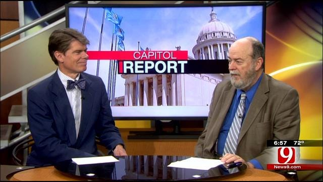 Capitol Report With Pat McGuigan: Woman in Gold