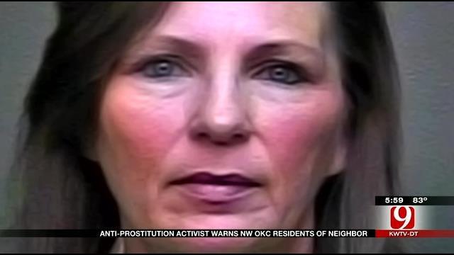 Anti-Prostitution Activist Warns Neighborhood After Metro Woman's Second Arrest