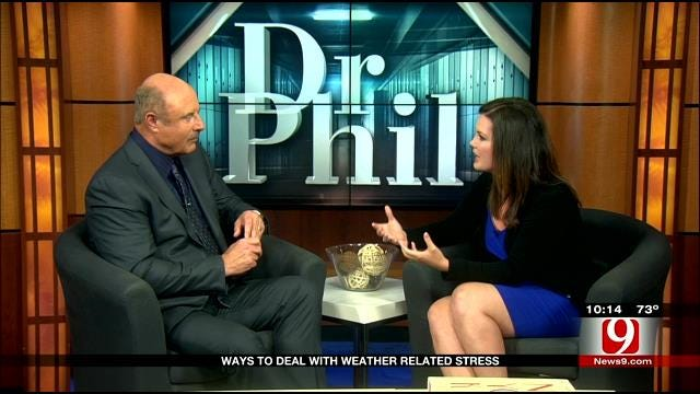 Dr. Phil Save Advice For Riding Out Oklahoma's Storms