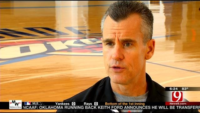 1-on-1 With Billy Donovan