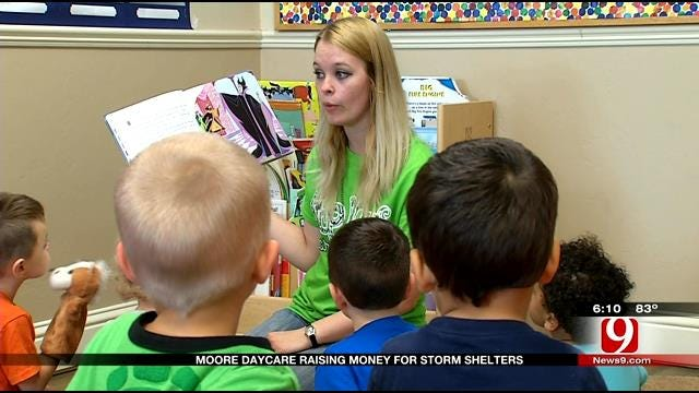 Moore Daycare Raising Money For Storm Shelters