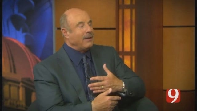 Dr. Phil's Firsthand Experience With Oklahoma's Dangerous Weather