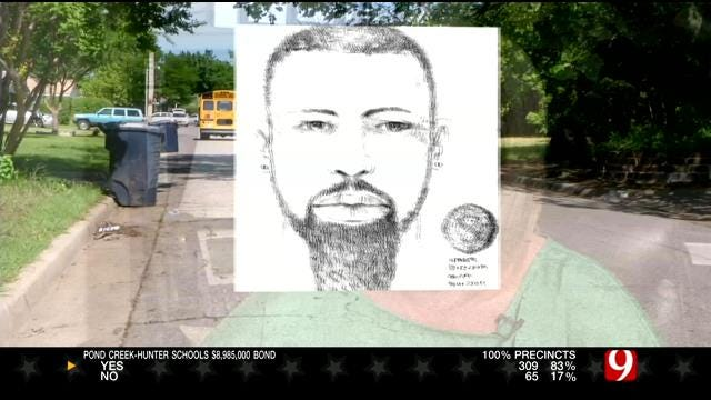 OKC Police Search For Suspect Accused Of Raping 14-Year-Old Girl