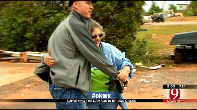 David Payne Visits Bridge Creek