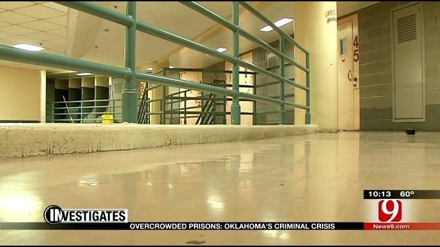 Overcrowded Prisons: Oklahoma's Criminal Crisis