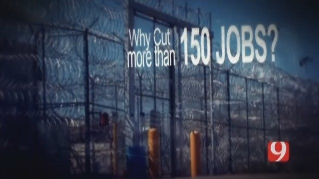 Oklahoma Prisons Are Over Capacity. So Why Cut More Than 150 Jobs?