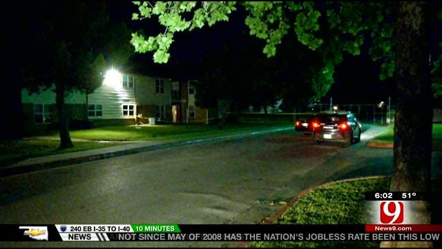 Man Shot In Northwest Oklahoma City Apartment