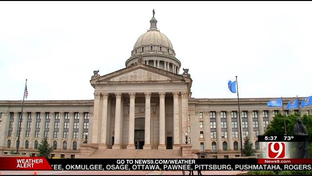 Oklahoma's $600M Budget Shortfall Has Some Questioning Upcoming Tax Cuts
