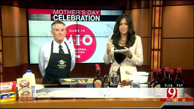 Made In Oklahoma: Mother's Day Breakfast