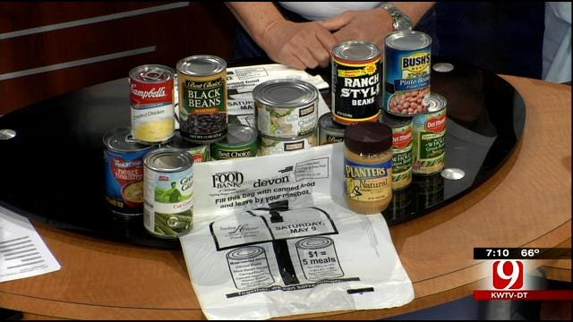 Regional Food Bank: Letter Carriers Food Drive