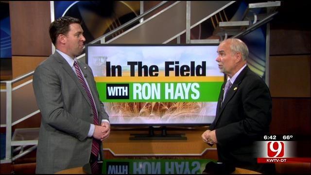 In The Field: State Representative Scott Biggs