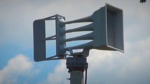 WEB EXTRA: Tornado Siren 101