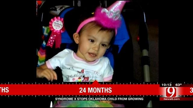 Researchers Study Oklahoma Girl With Syndrome X