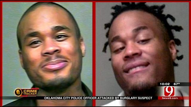 Oklahoma City Police Officer Attacked By Burglary Suspect