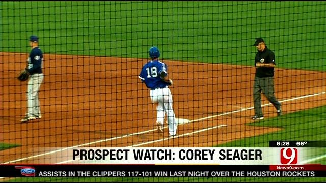 Dodgers Prospect Seager Headed For Greatness