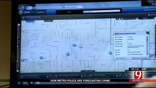 Metro Cities Turn To Data Driven Approach To Fight Crime