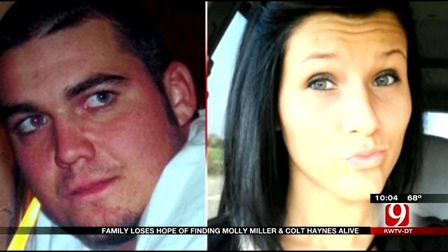 Family Losing Hope Of Finding Missing Teens Molly Miller, Colt Haynes Alive