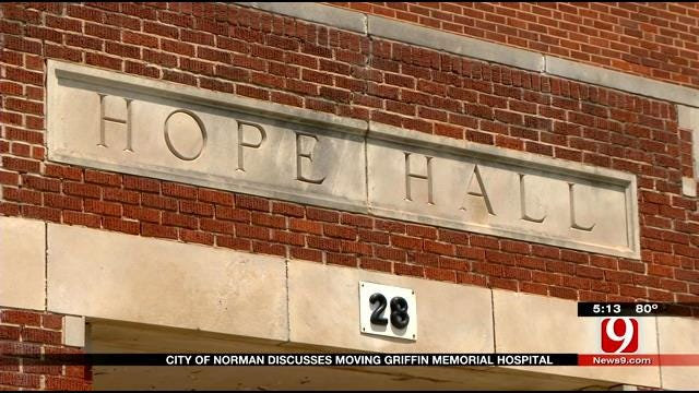 Norman And State Mental Health Officials Consider Plan For Hospital Property