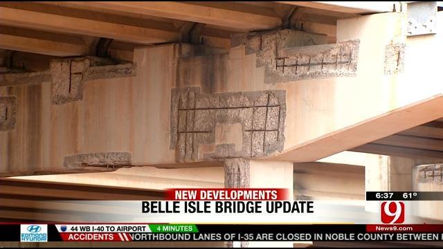 ODOT To Update On Belle Isle Bridge Repairs