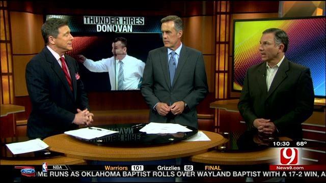 Talking Donovan With Matt Pinto