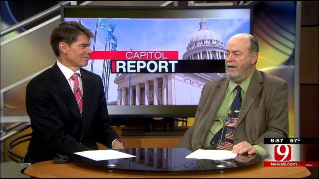Capitol Report With Pat McGuigan: New Legislation