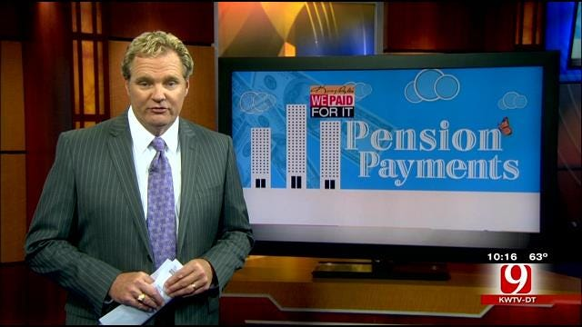 We Paid For It: Pension Payment