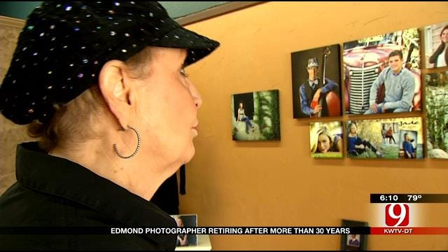 Red Dirt Diaries: Edmond Photographer Retiring After 30+ Years