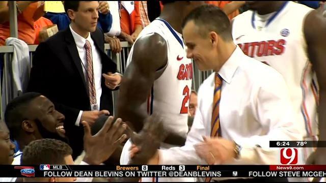 Donovan Named Thunder Head Coach