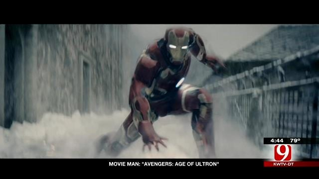 Dino's Movie Moment: Avengers: Age Of Ultron