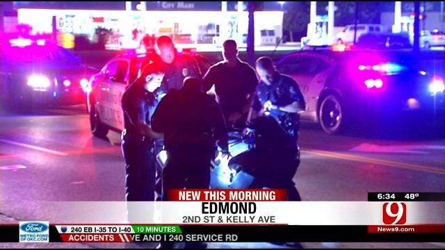 Motorcyclist Leads Police On Chase In OKC Metro