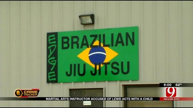 Norman Martial Arts Instructor Accused Of Lewd Acts With A Child