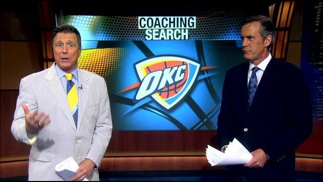 More Thunder Coaching Search Talk