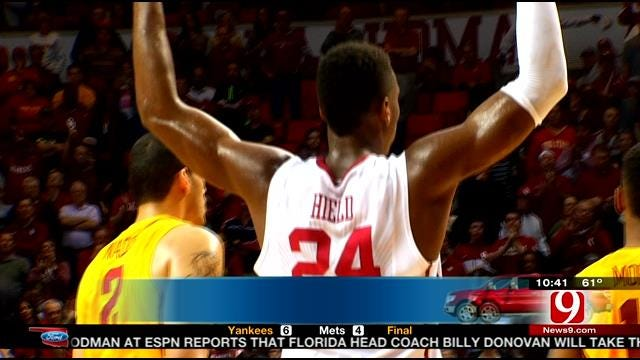 Buddy Hield Returning To OU
