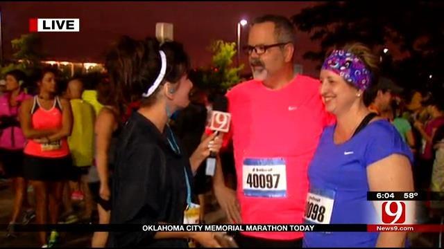 Oklahoma City Memorial Run: 'Run To Remember'