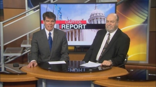 Capitol Report With Pat McGuigan: TCSO Reserve Deputy