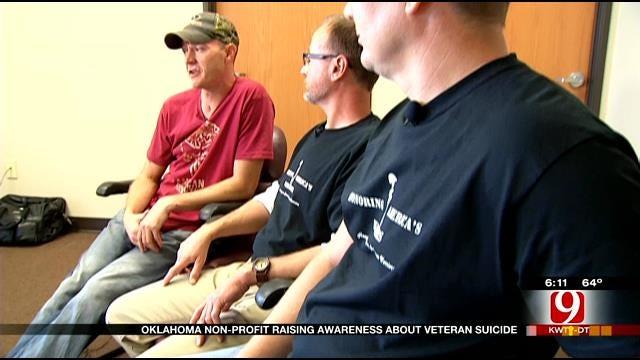 Oklahoma Non-Profit Raising Awareness About Veteran Suicide