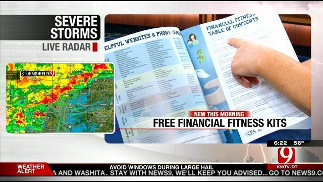 Group Offers Free Financial Fitness Kits To 'Jump Start Your Money'