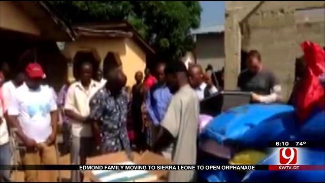 Edmond Missionaries Moving Back To Ebola-Stricken Sierra Leone