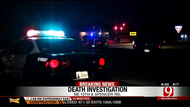 Midwest City Police Investigate Man's Death