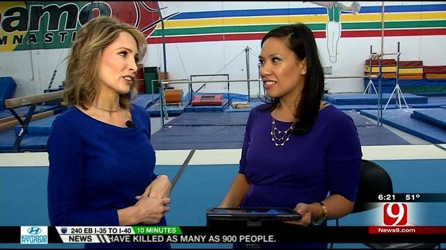 Edmond Native, Olympic Champion Shannon Miller Talks About New Memoir
