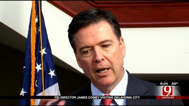 FBI Director Addresses Flawed Forensics Investigation In Visit To OKC