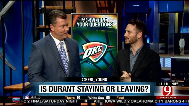Royce Young Answers Thunder Questions