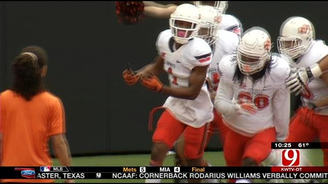 OSU Optimistic Following Spring Game