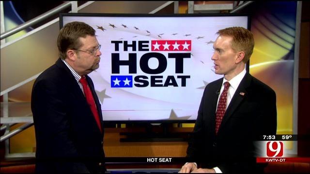 Hot Seat: Senator James Lankford