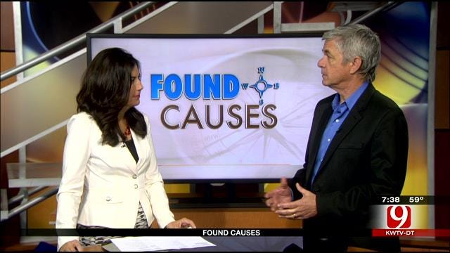 Found Causes: The Children's Center