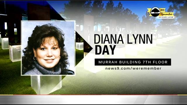 We Remember - 20 Years Later: Diana Day