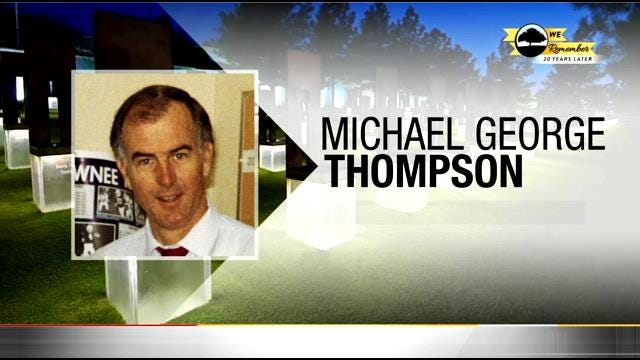 We Remember - 20 Years Later: Michael Thompson